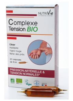 Complexe Tension BIO - Ampoules