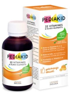 22 Vitamines et Oligo-éléments