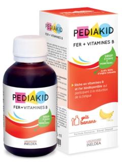 Fer + Vitamines B