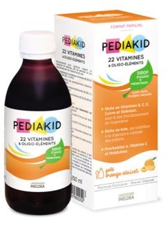 22 Vitamines et Oligo-éléments - 250 ml