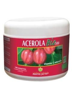Acérola Bio 500 - Format Familial