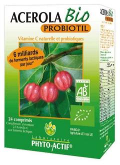 Acérola bio Probiotil