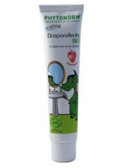 Dragondents dentifrice fraise