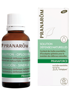 Solution défenses naturelles Pranaforce
