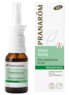 Spray Nasal Pranaforce