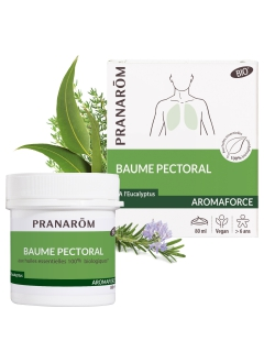 Baume pectoral Aromaforce
