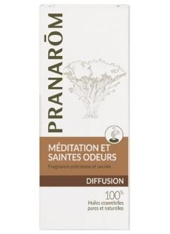 Diffusion Méditation et saintes odeurs