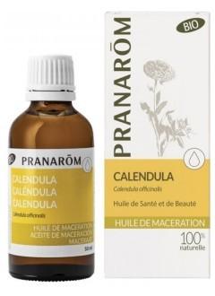 Huile végétale Calendula Bio