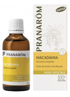 Huile végétale Macadamia Bio