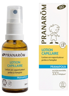Spray - lotion capillaire Pranapoux