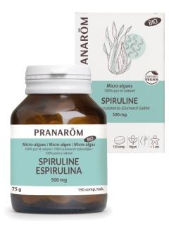 Spiruline 500 mg Bio