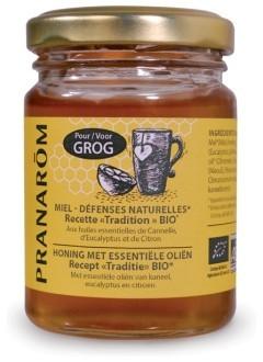 Miel  - Défenses naturelles - pour grog
