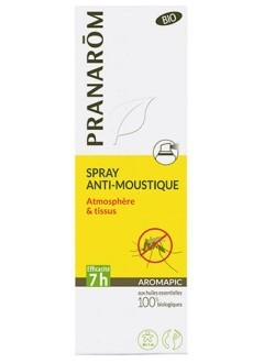 Spray Anti-moustique Aromapic