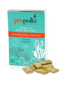 Chewing Gum Propolis et Cannelle