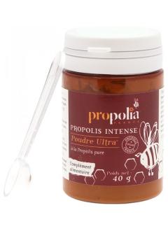 Poudre de propolis ultra - pot 40 g