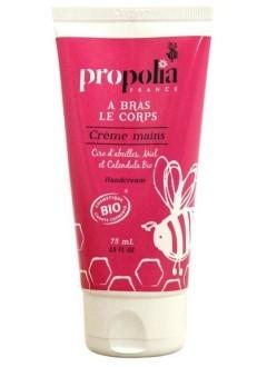 Crème mains Bio