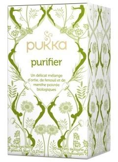Cleanse (purifier) - Tisane Bio Ayurvédique