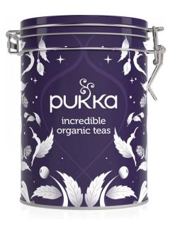 Boîte à thé Pukka - Edtion Noël
