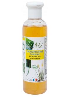 Shampoing traitant bio Aloé véra 70%