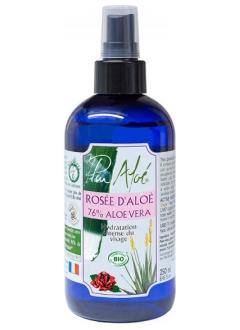 Rosée d'Aloé Bio 76% Aloé Vera