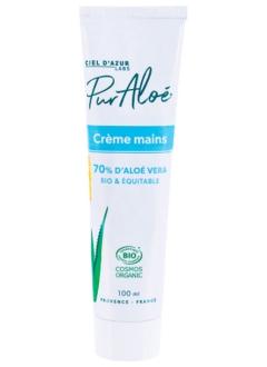 Crème mains Bio 50% Aloé Vera