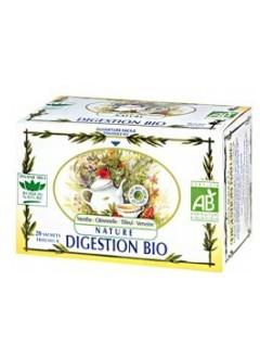 Tisane Digestion Nature bio