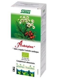 Suc de plantes Aubépine BIO