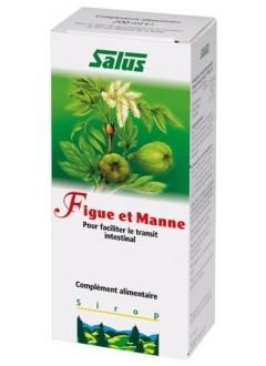 Suc de plantes Figue et Manne BIO
