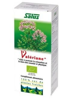 Suc de plantes Valériane BIO