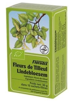 Tisane fleurs de tilleul BIO