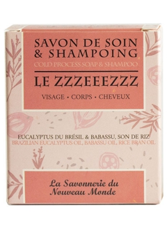 Savon Shampooing le ZZZEEEZZZ
