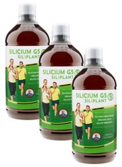 Silicium G5 Siliplant - Lot de 3 Litres