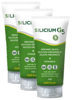 Silicium G5 Gel - Lot 3 tubes
