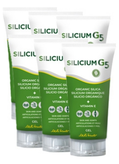 Silicium G5 Gel - Lot 6 tubes
