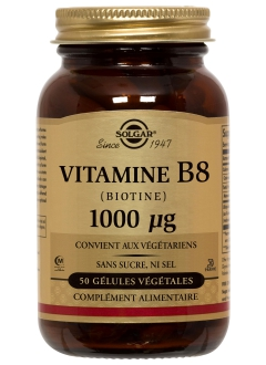 Vitamine B8 (Biotine) 1 mg