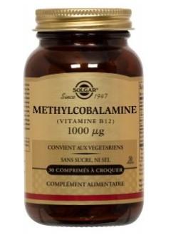 Vitamine B12 (Méthylcobalamine) 1 mg
