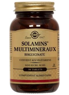 Solamins multiminéraux