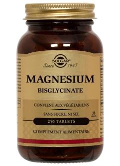 Magnésium Bisglycinate - 250 comp