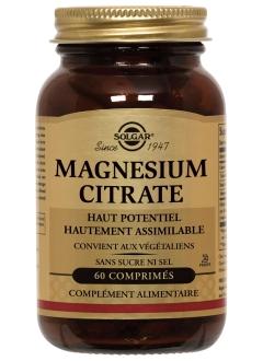 Magnésium Citrate