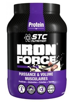IRON FORCE® PROTEIN Vanille