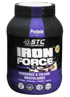 IRON FORCE® PROTEIN Chocolat