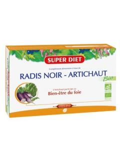 Radis Noir bio - Artichaut Bio
