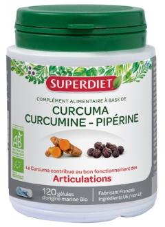 Curcuma Curcumine Peperine Bio