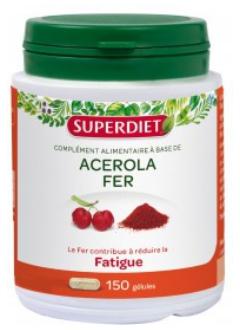 Acérola + Fer