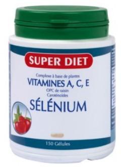 Vitamines A, C, E - Sélénium