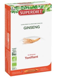 Ginseng bio