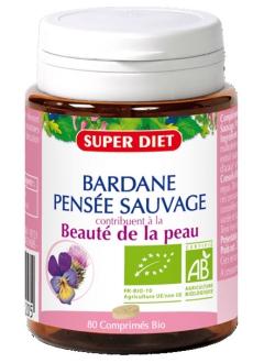 Bardane - Pensée sauvage bio