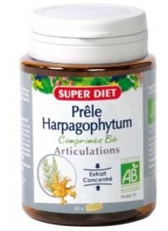 Prêle Harpagophytum bio comprimés
