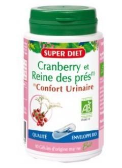 Cranberry et Reine des prés bio