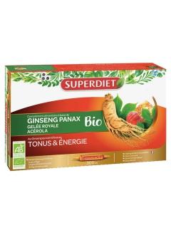 Ginseng - Gelée Royale - Acérola bio